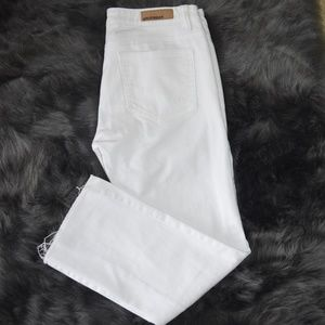 UNION BAY Relaxed Fit White Jeans